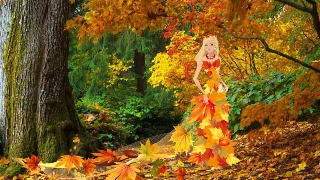 Картинки на тему красавица осень - подборка (11)