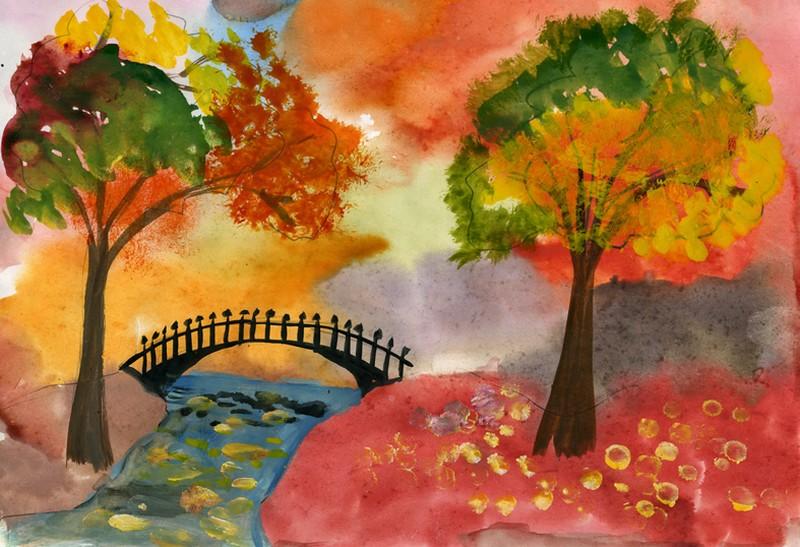 Картинки на тему красавица осень - подборка (13)