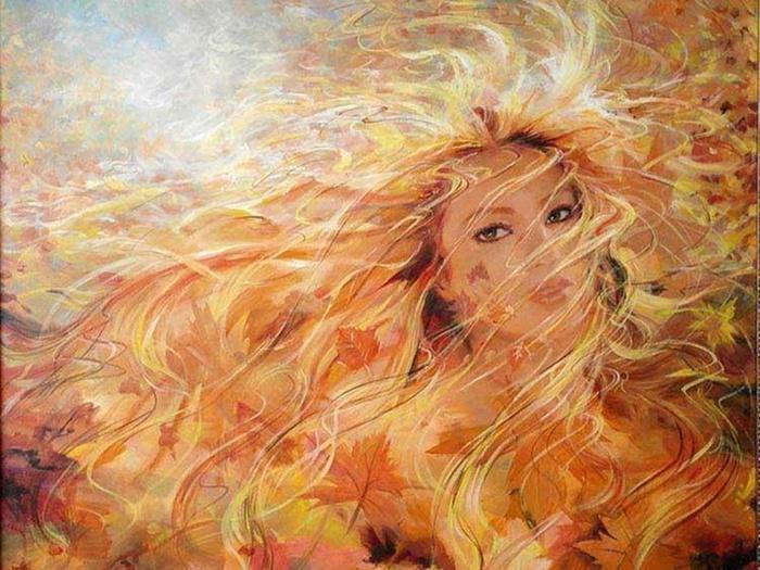 Картинки на тему красавица осень - подборка (14)