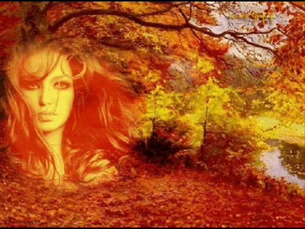 Картинки на тему красавица осень - подборка (19)