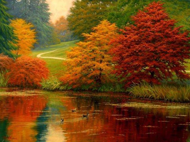 Картинки на тему красавица осень - подборка (3)