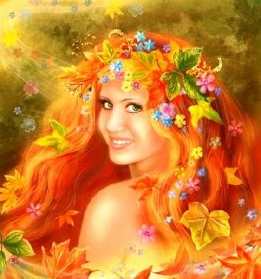 Картинки на тему красавица осень - подборка (4)