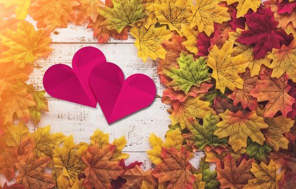 Картинки осень и любовь очень милые (20)
