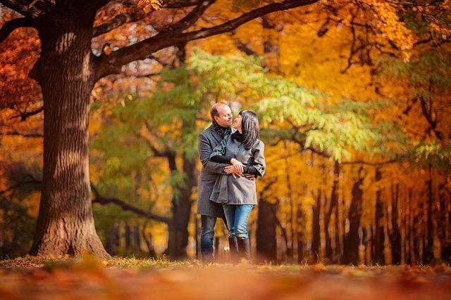 Картинки осень и любовь очень милые (5)