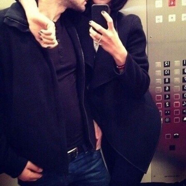 Картинки парень с девушкой обнимаются без лица на аву (26)