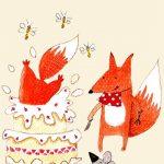 Картинки с днем рождения — фото животных