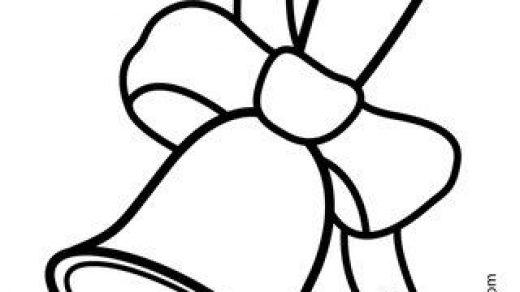 Картинки трафарет цветы колокольчики008