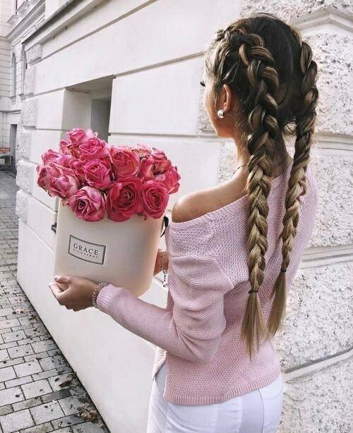 Классные картинки для девушек со спины на аватарку013