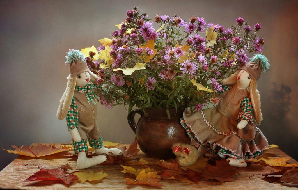 Классные картинки на рабочий стол октябрь цветы (11)