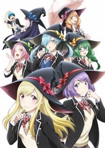 Классные фото Ямада и семь ведьм (4)