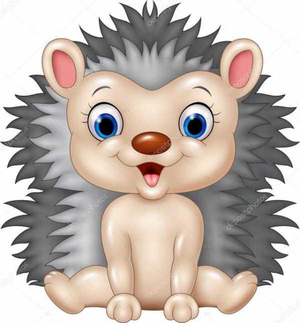 Клипарт животные для детей на прозрачном фоне (19)
