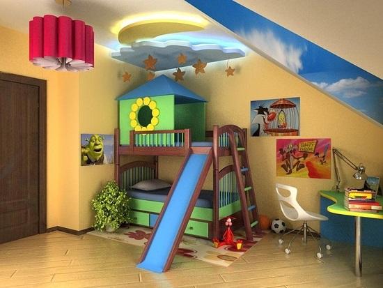 Комната моей мечты для девочек картинки004