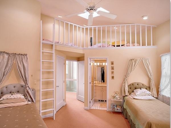 Комната моей мечты для девочек картинки005