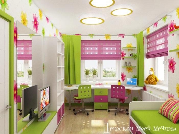 Комната моей мечты для девочек картинки007