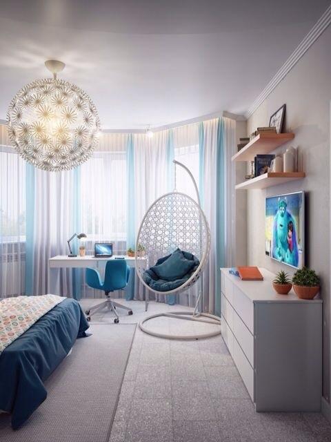 Комната моей мечты для девочек картинки015