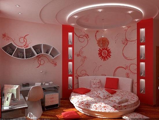 Комната моей мечты для девочек картинки016