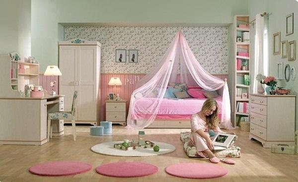 Комната моей мечты для девочек картинки018