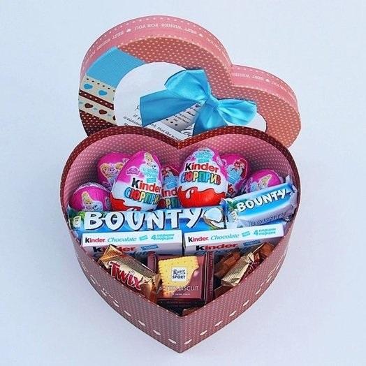 Коробка со сладостями фото и картинки красивые002