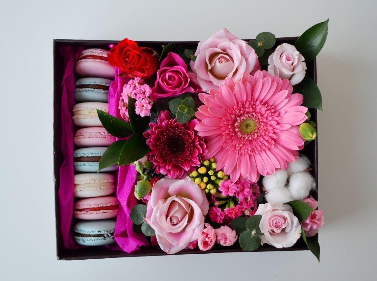 Коробка со сладостями фото и картинки красивые003