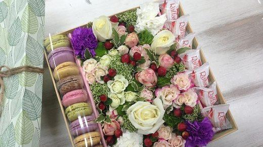 Коробка со сладостями фото и картинки красивые004