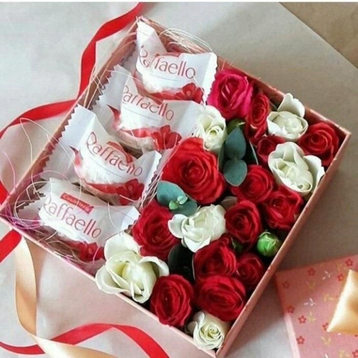 Коробка со сладостями фото и картинки красивые005