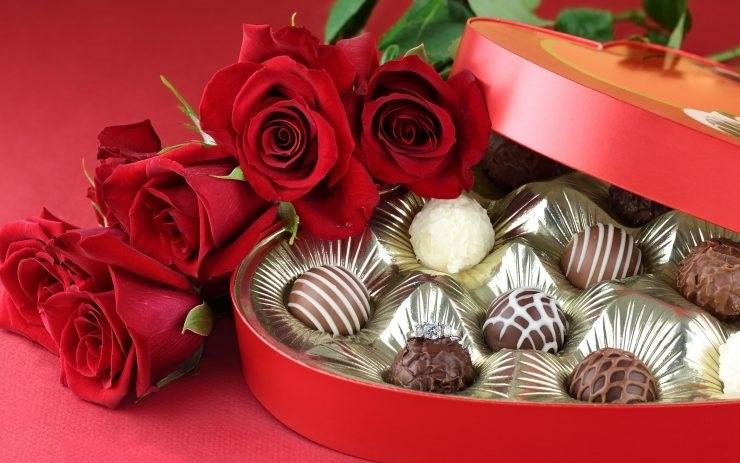 Коробка со сладостями фото и картинки красивые009