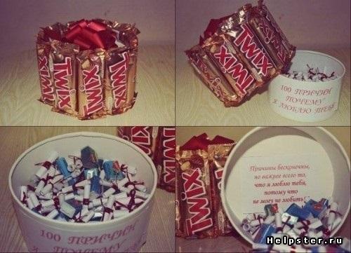 Коробка со сладостями фото и картинки красивые010