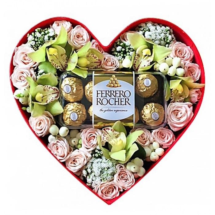 Коробка со сладостями фото и картинки красивые011