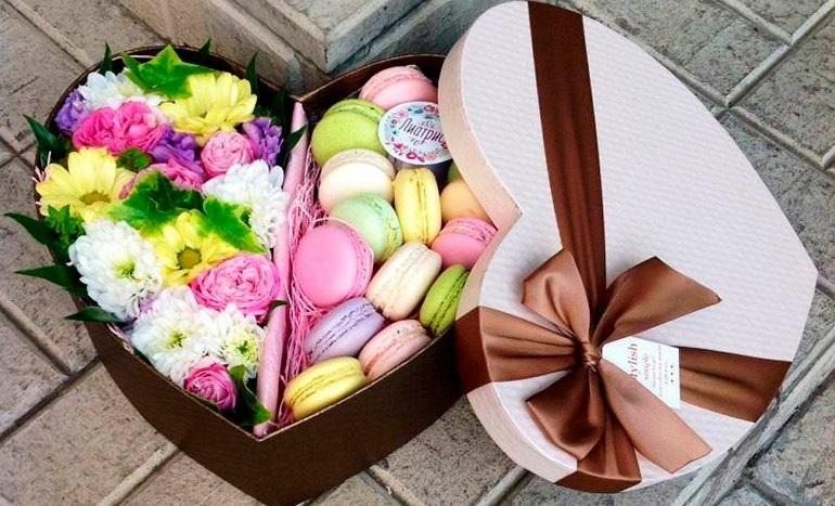 Коробка со сладостями фото и картинки красивые018