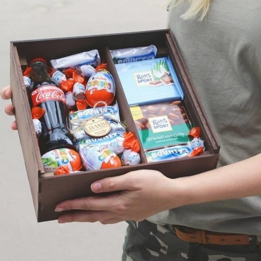 Коробка со сладостями фото и картинки красивые020