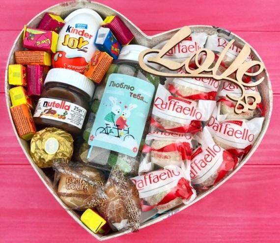 Коробка со сладостями фото и картинки красивые021