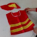 Костюм пожарника для детей своими руками