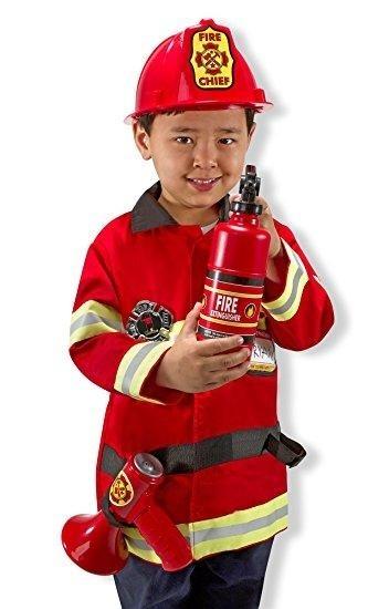 Костюм пожарника для детей своими руками004