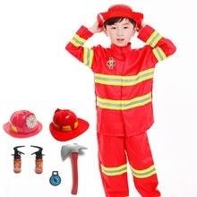 Костюм пожарника для детей своими руками005