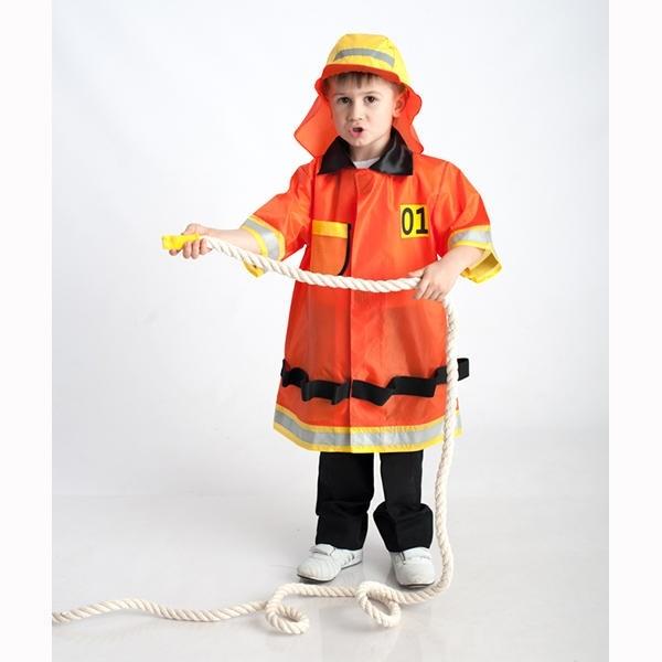 Костюм пожарника для детей своими руками009
