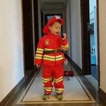 Костюм пожарника для детей своими руками014