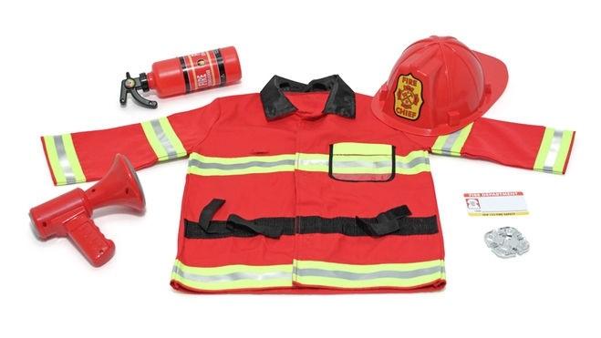 Костюм пожарника для детей своими руками018