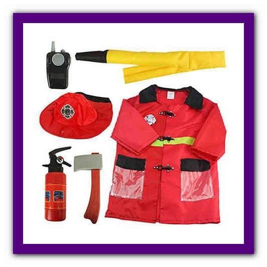 Костюм пожарника для детей своими руками021