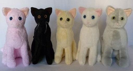 Кот из ткани своими руками выкройки014
