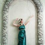 Красивая фотосессия греческая богиня