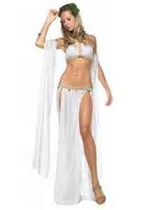 Красивая фотосессия греческая богиня015