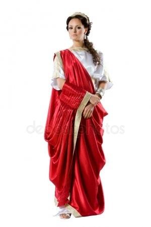 Красивая фотосессия греческая богиня019