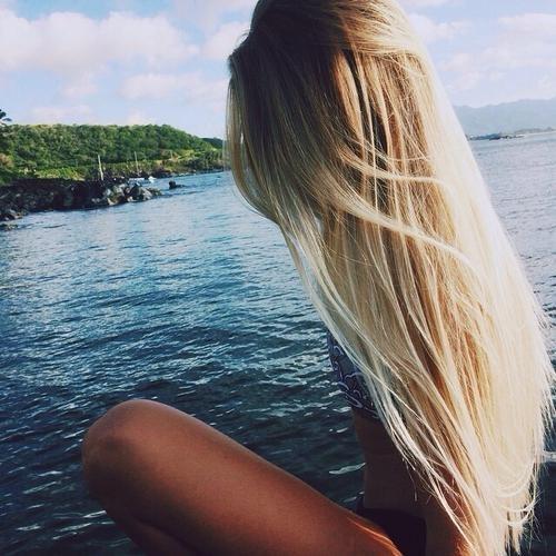 Красивое фото на аватарку для девушек блондинок001