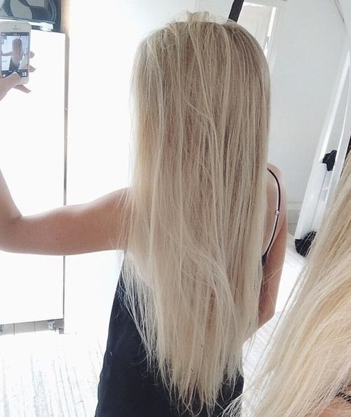 Красивое фото на аватарку для девушек блондинок004