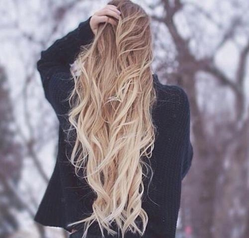 Красивое фото на аватарку для девушек блондинок005