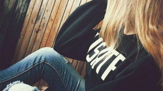 Красивое фото на аватарку для девушек блондинок013
