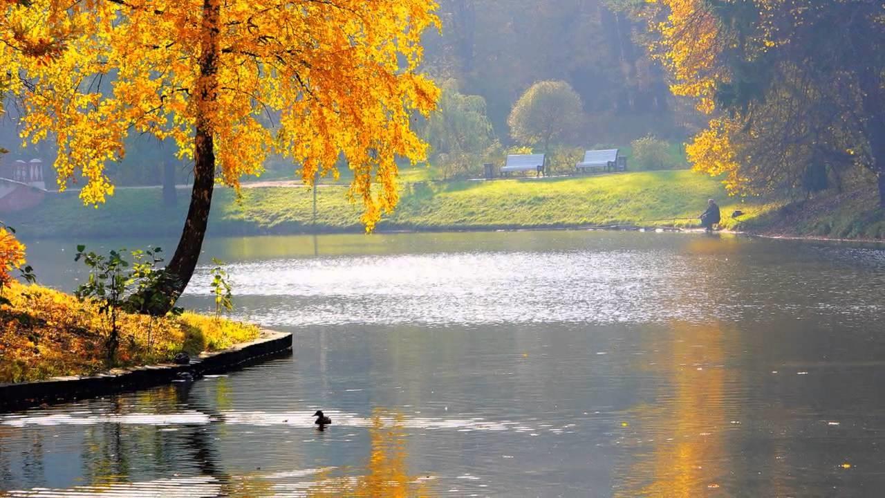Красивое фото осени на рабочий стол Россия пейзажи009