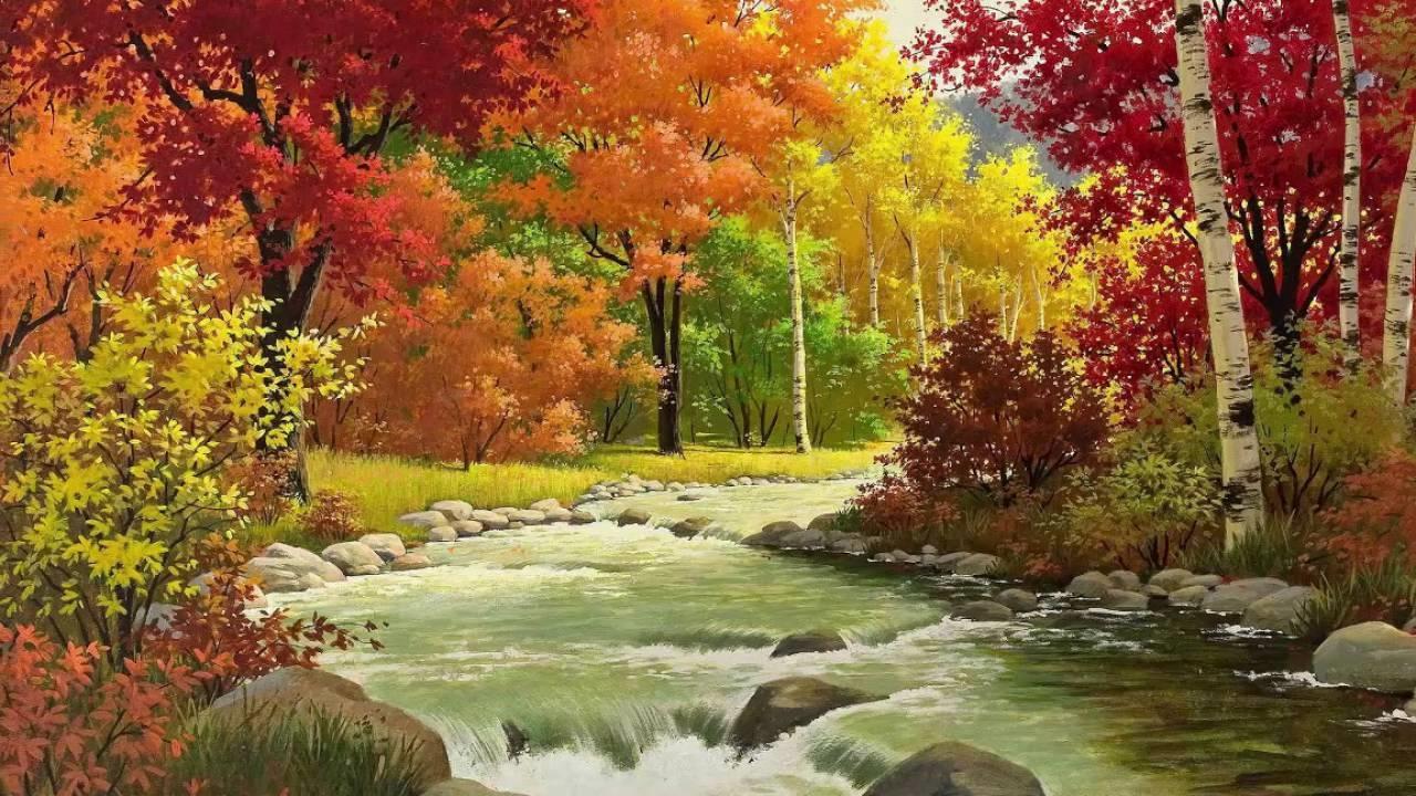 Красивое фото осени на рабочий стол Россия пейзажи012