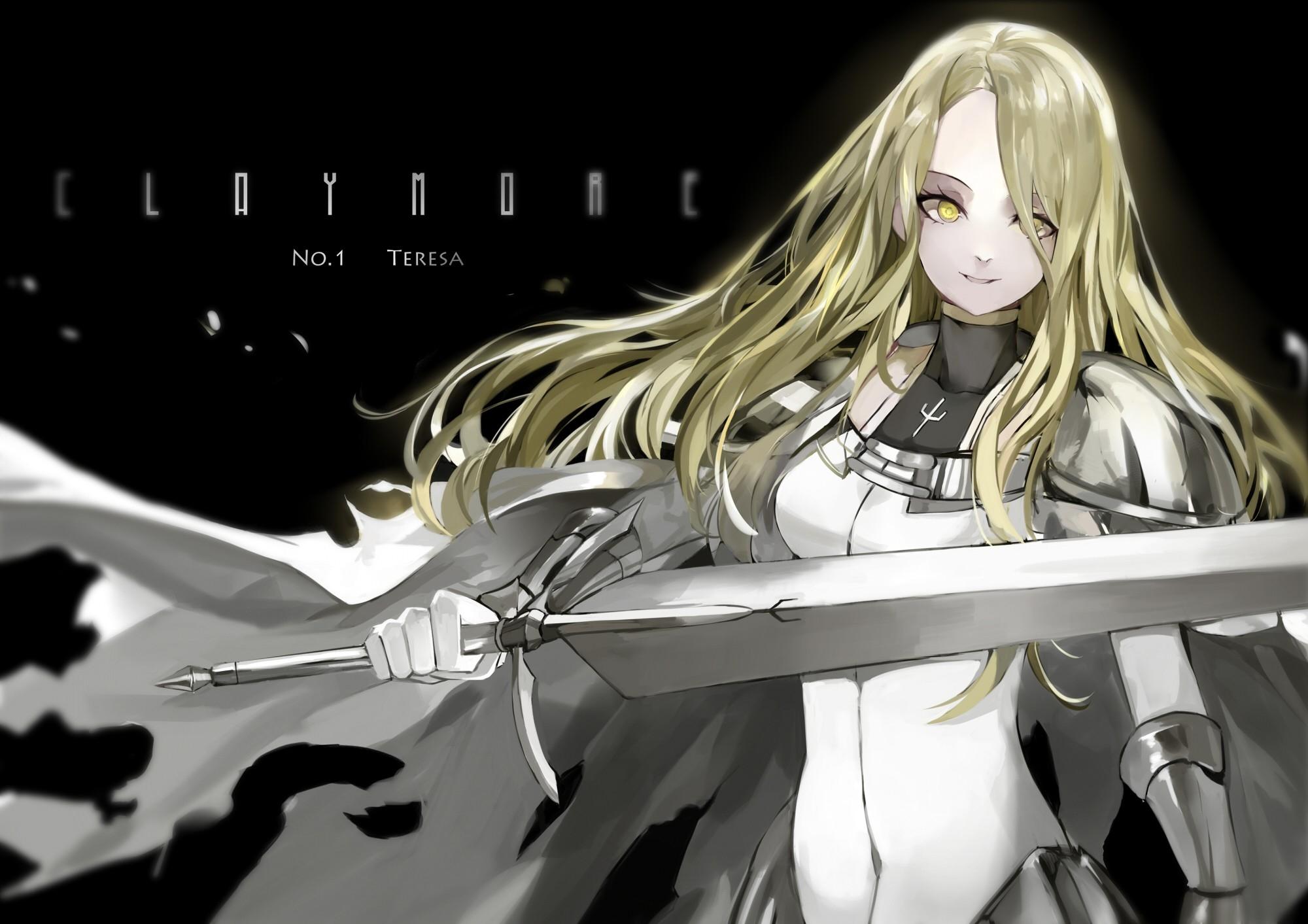 Красивые аниме картинки рыцари014