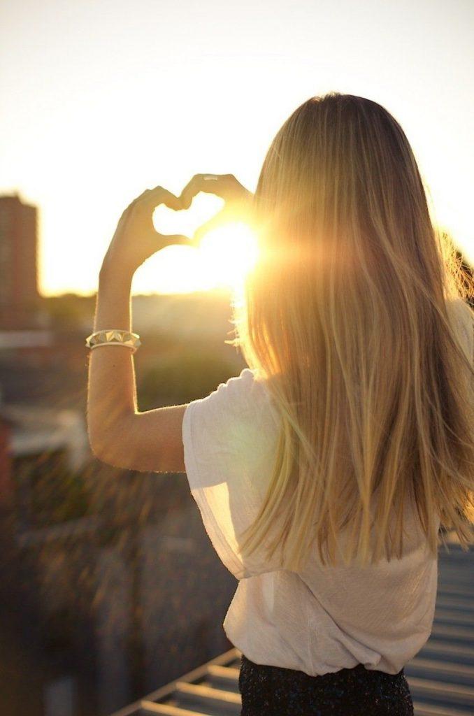 Красивые девушки картинки на аватарку со спины001